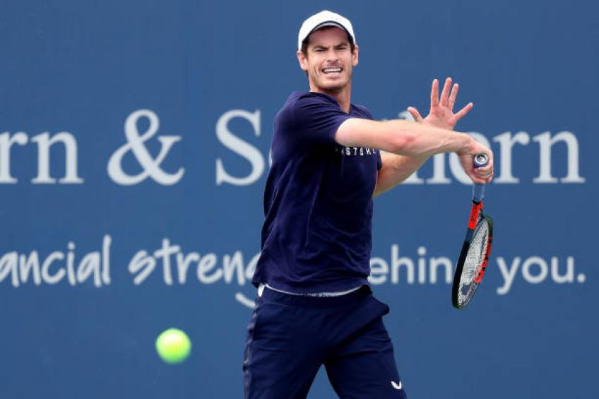 Andy Murray regrets not to have taken US Open wild card... for qualies