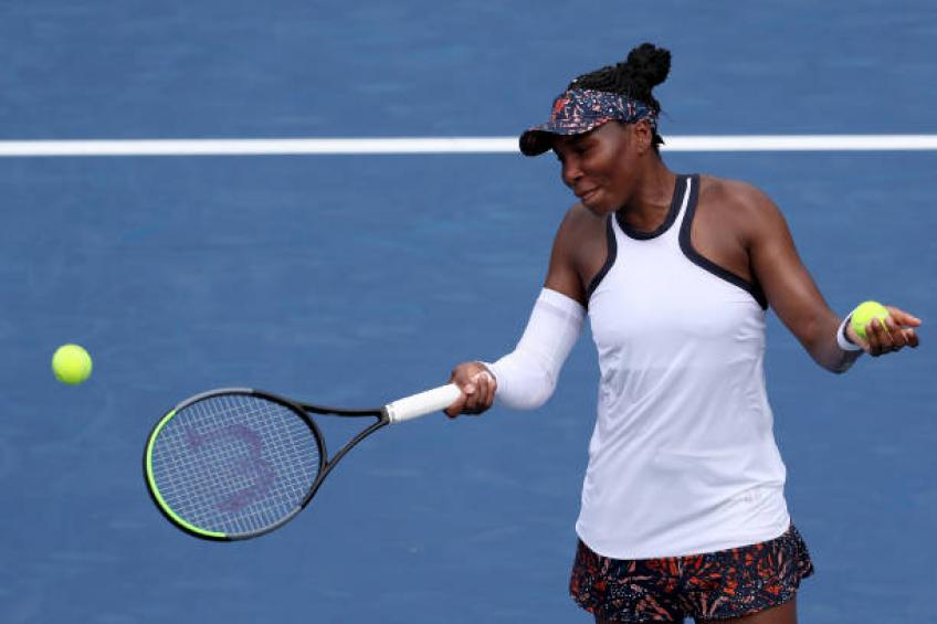 'We Had To Be Super Heroes' - Venus Williams Blames Heat ...