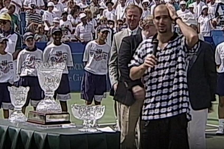 On this day: Andre Agassi beats Michael Chang to extend winning streak
