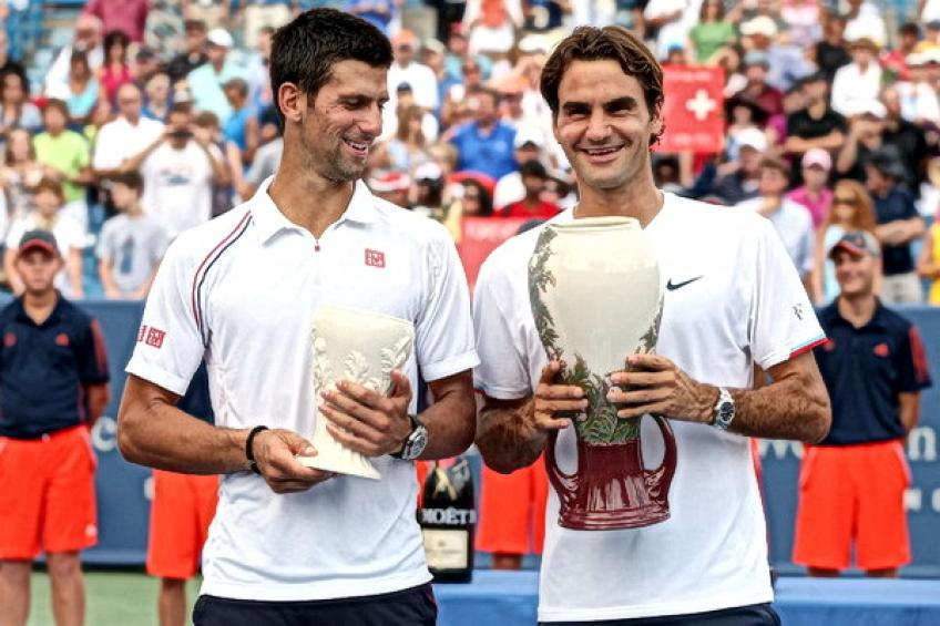 On this day: Roger Federer ousts Novak Djokovic to reign in Cincinnati