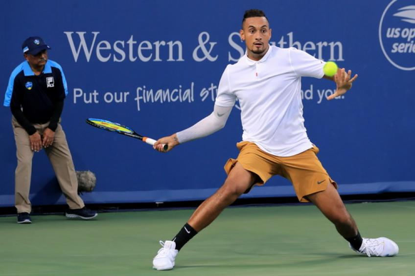 Nick Kyrgios fined $113,000 for Cincinnati antics against Karen Khachanov