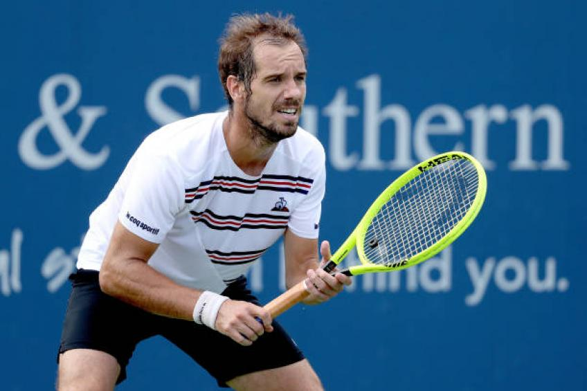 Richard Gasquet: 'At 20 years of age I didn't see the physio a lot. Now...'