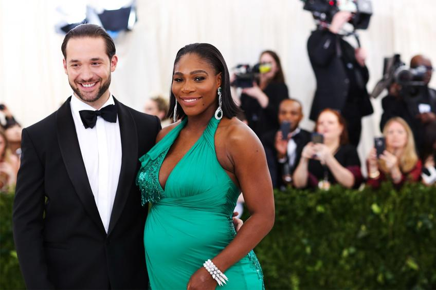 Serena Williams spent days fighting for her life, says husband Ohanian