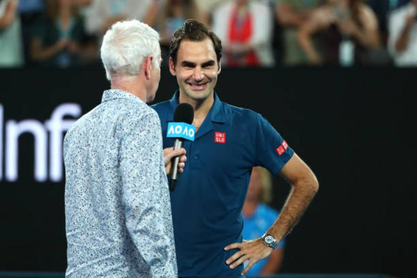 McEnroe: 'Federer invents tennis, Nadal would be nemesis. While Djokovic..'
