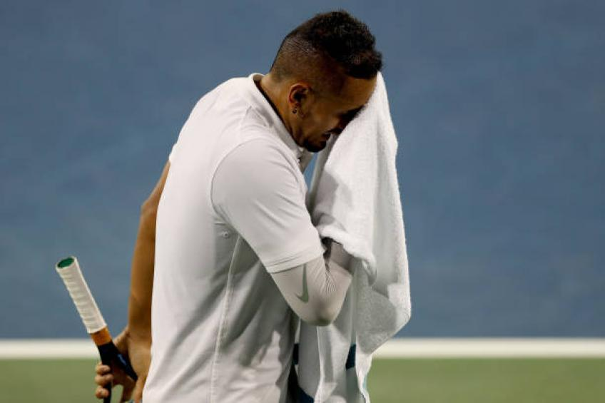 Tennis needs Nick Kyrgios, he should not be suspended - Sam Groth