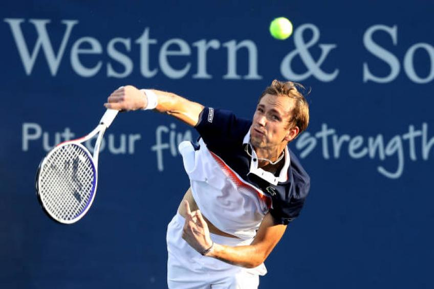 Daniil Medvedev: 'Top ten players are treated differently. They deserve it'