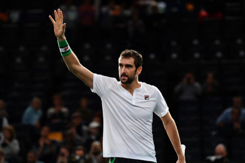 Marin Cilic drops out from the top-20 for the first time in five years