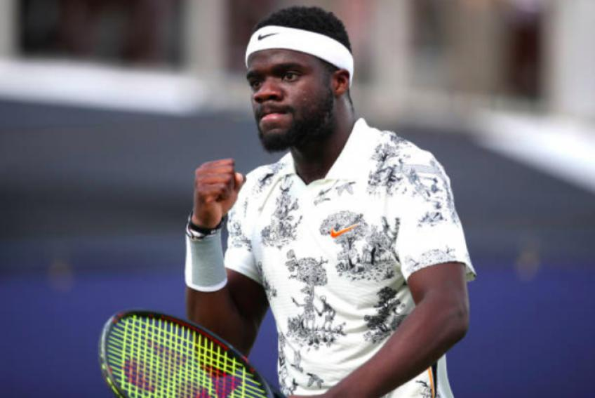 Frances Tiafoe speaks highly of Winston-Salem Open