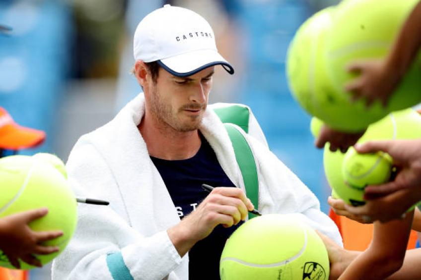 Andy Murray shares his touching conversation with Andrey Rublev