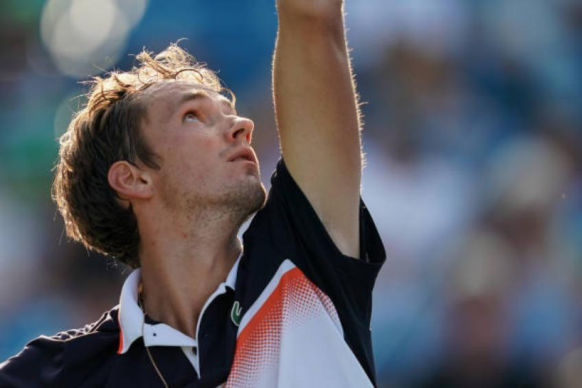 Daniil Medvedev battles past David Goffin to claim Cincinnati Masters title