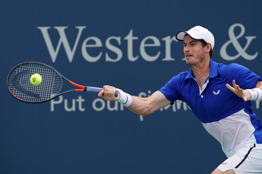 Andy Murray reflects on his Winston-Salem first round performance