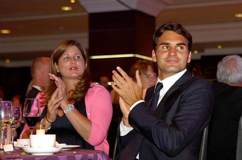 Roger Federer: 'My wife Mirka is great at cooking'