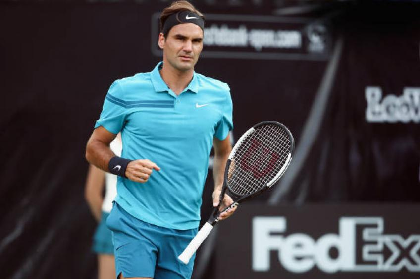 Roger Federer has an edge over other players - Gambill