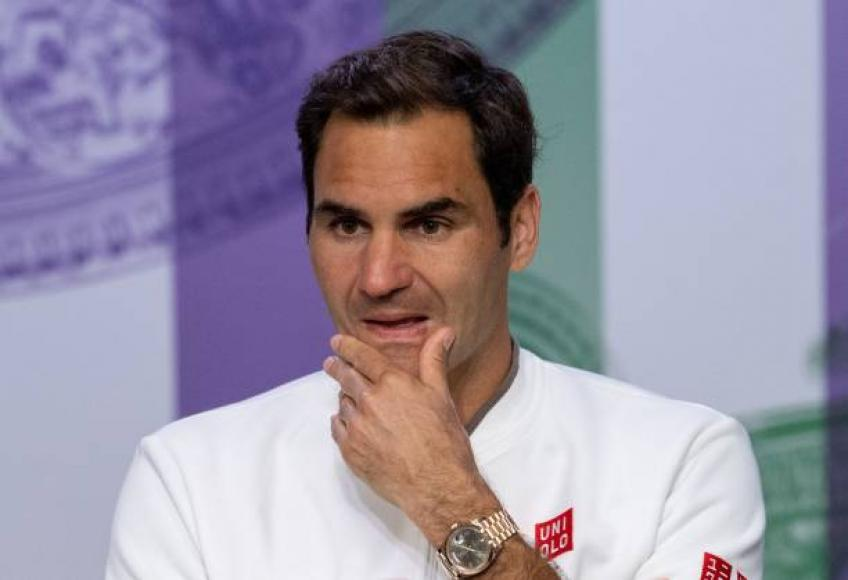 Roger Federer shares the player that has influenced him the most