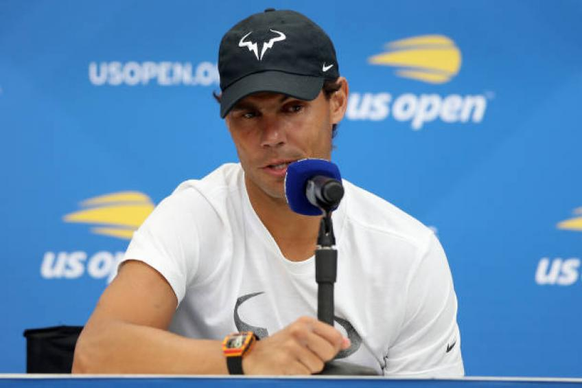 Rafael Nadal: 'My knees are better now than last year'
