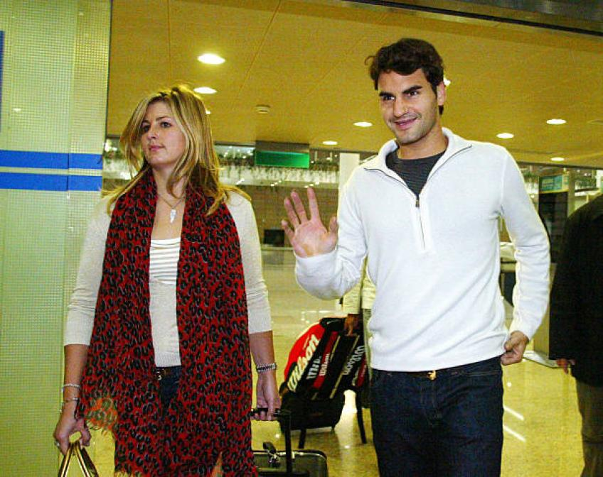 Roger Federer: 'I am surrounded by women. I love it'