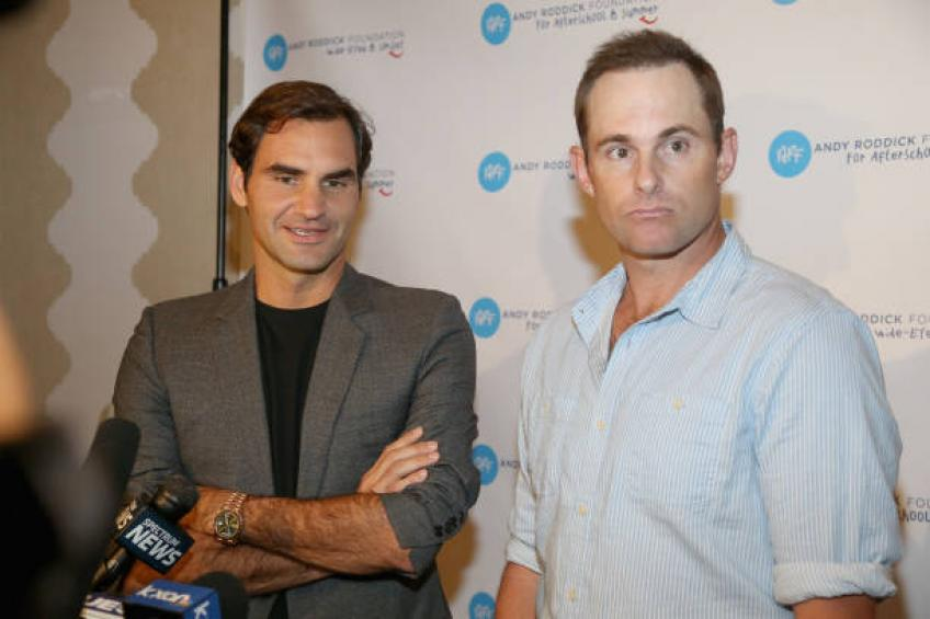 I know what Roger Federer is feeling, says Andy Roddick