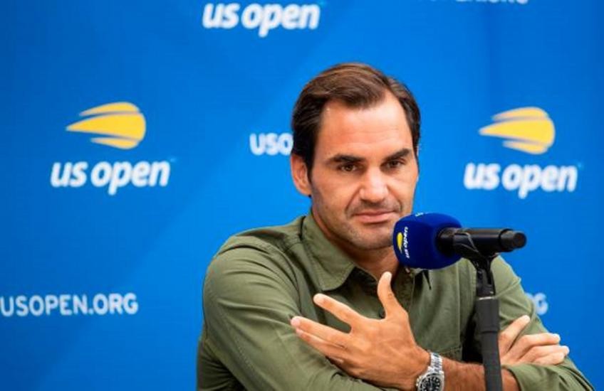 Roger Federer: 'I'm not coming to the US Open as the overwhelming favorite'