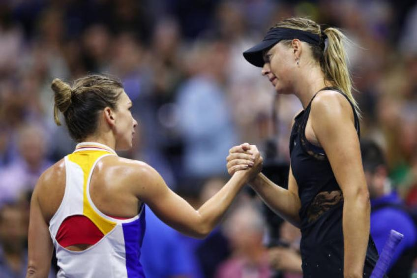Halep: 'We don't talk about my loss to Maria Sharapova. It's the past'