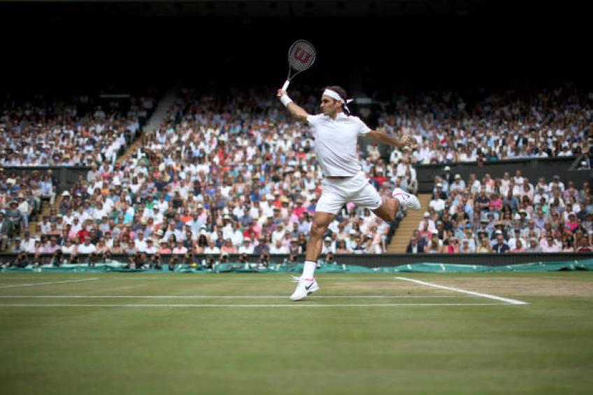 Not everybody can take six months off and win a Major like Federer -McEnroe