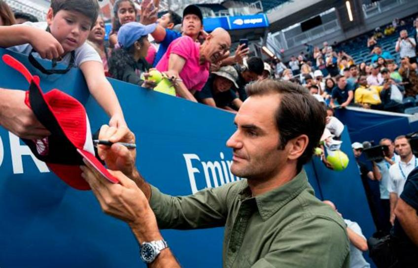 Tennis 'lucky' to still Federer, Nadal, Djokovic at their best - Courier