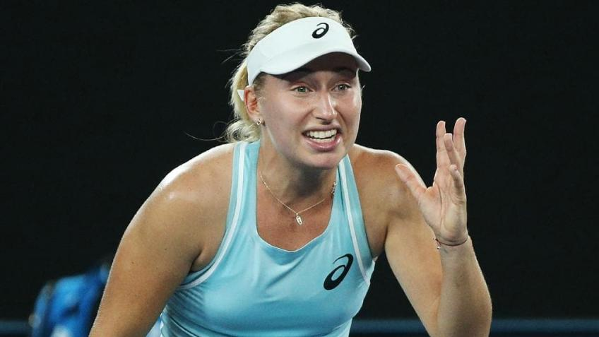 Daria Gavrilova Hoping to Return to Form During Last Quarter