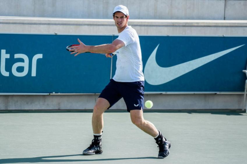 Andy Murray to face 17-year-old in first Challenger match since 2005