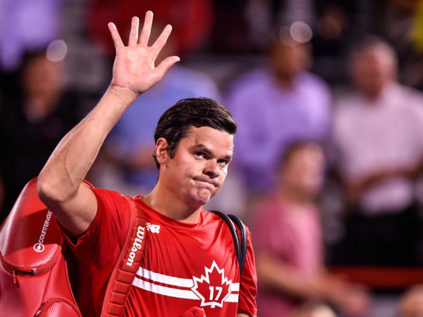 Milos Raonic will focus on healing: withdraws from 2019 U.S. Open