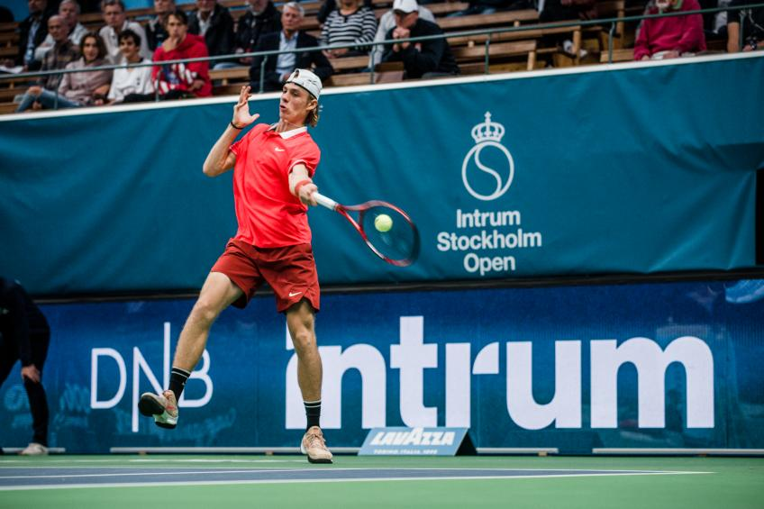 Denis Shapovalov signs up to play Stockholm Open