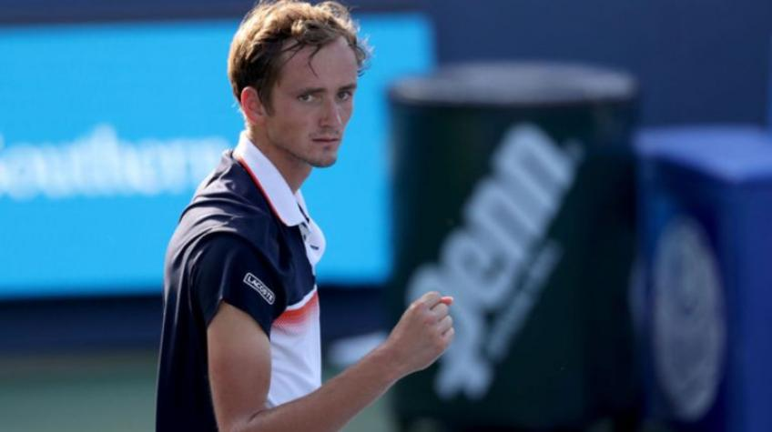 Daniil Medvedev joins a new family at dawn of promising US Open