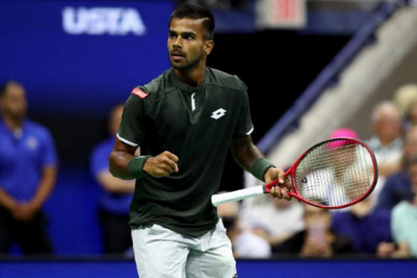 Sumit Nagal reveals what he learned from Roger Federer on Grand Slam debut
