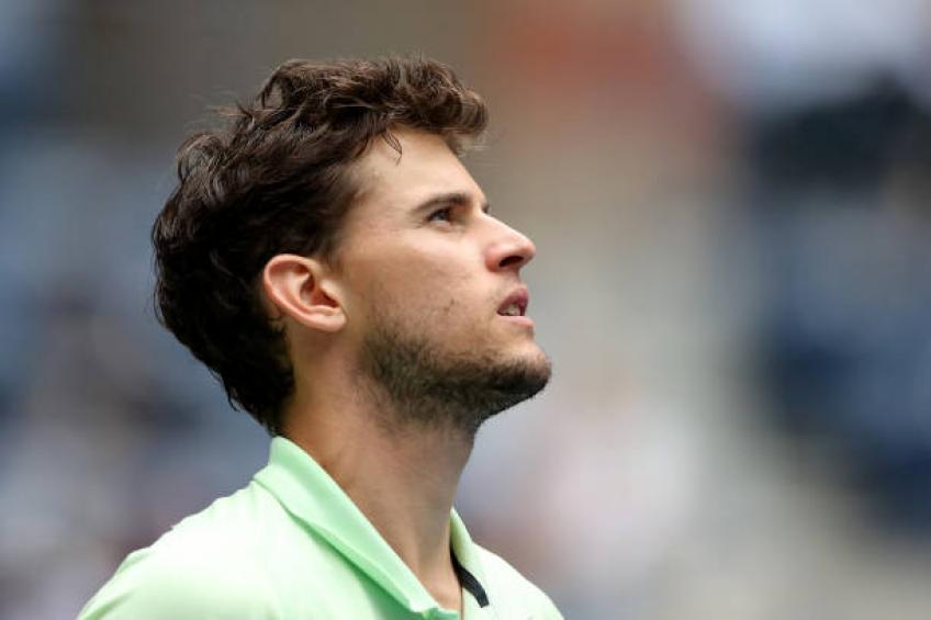 Dominic Thiem: 'It was not the real me against Fabbiano'