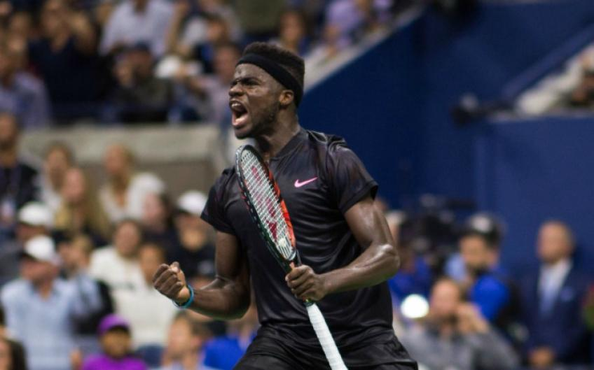 Frances Tiafoe: I have my eyes on the prize now