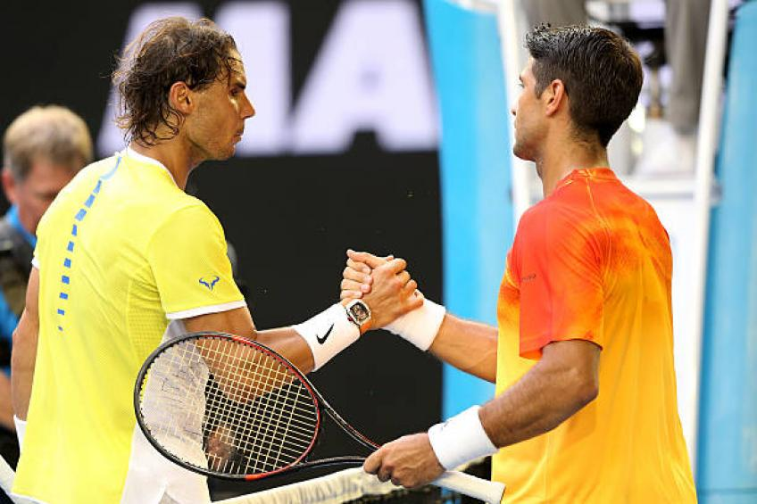 The day after facing Rafael Nadal you do not feel perfect, says Verdasco