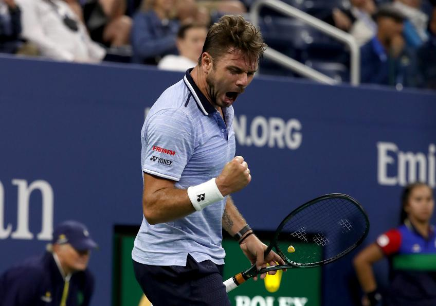 Stan Wawrinka: I'm happy with how I'm playing at US Open