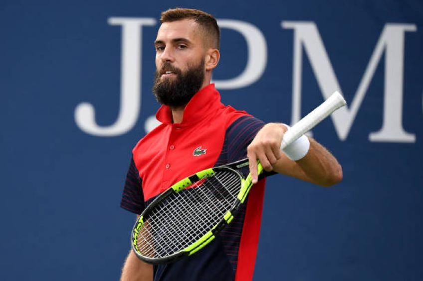 Benoit Paire: 'You will only see me at night clubs for the next weeks'