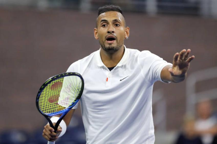 Nick Kyrgios is going to be punished harshly, says pundit