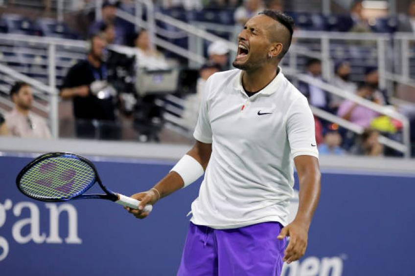 Benoit Paire: 'I love Nick Kyrgios, I hope he doesn't get banned'
