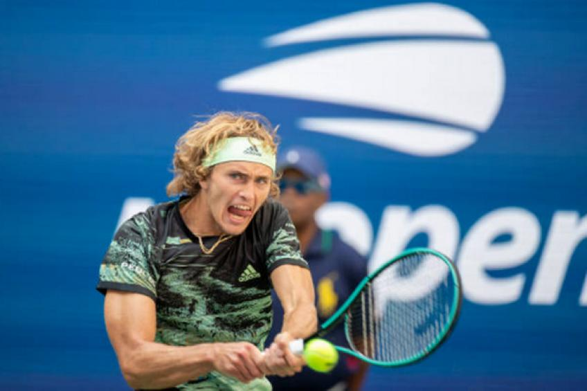 Atp Us Open Zverev Goes To The Distance Again Wawrinka And