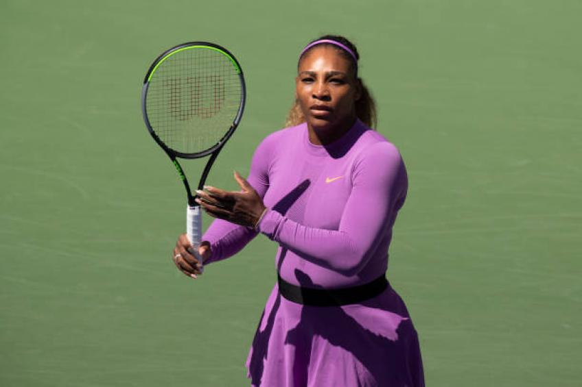 Serena Williams is one of the greatest athletes ever, says Kobe Bryant