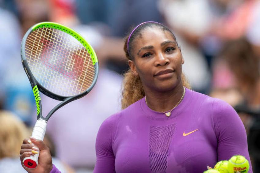 Serena Williams:'Being away from my daughter Olympia is the toughest thing'