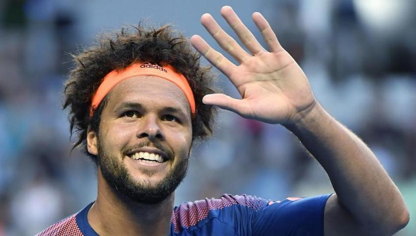 Jo Wilfried Tsonga Enters ATP Challenger in Cassis