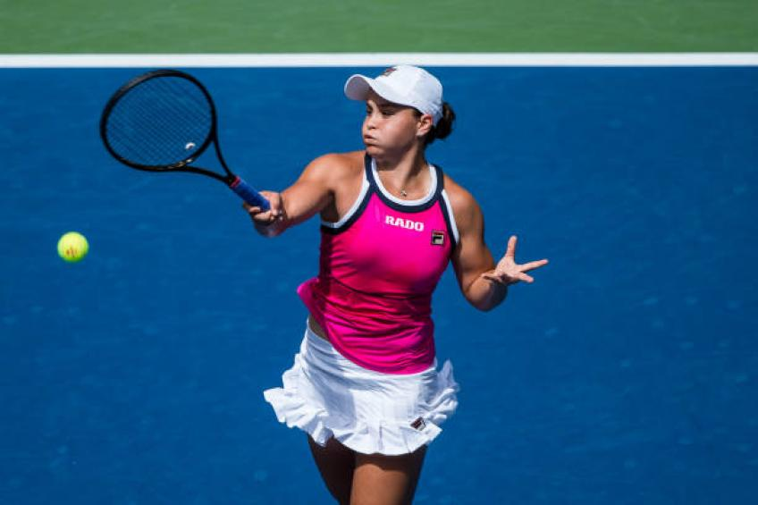 Ashleigh Barty: 'Not up to me to tell Wang how to beat Serena Williams'