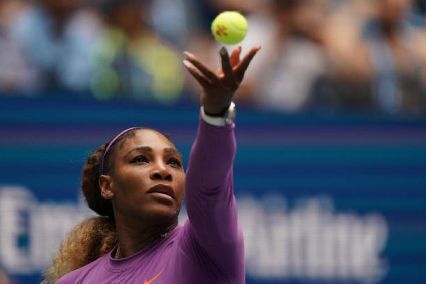 Serena Williams on her ankle condition after injury scare