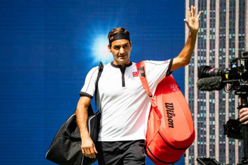 Roger Federer: 'At last year's US Open I suffered heat like never before'