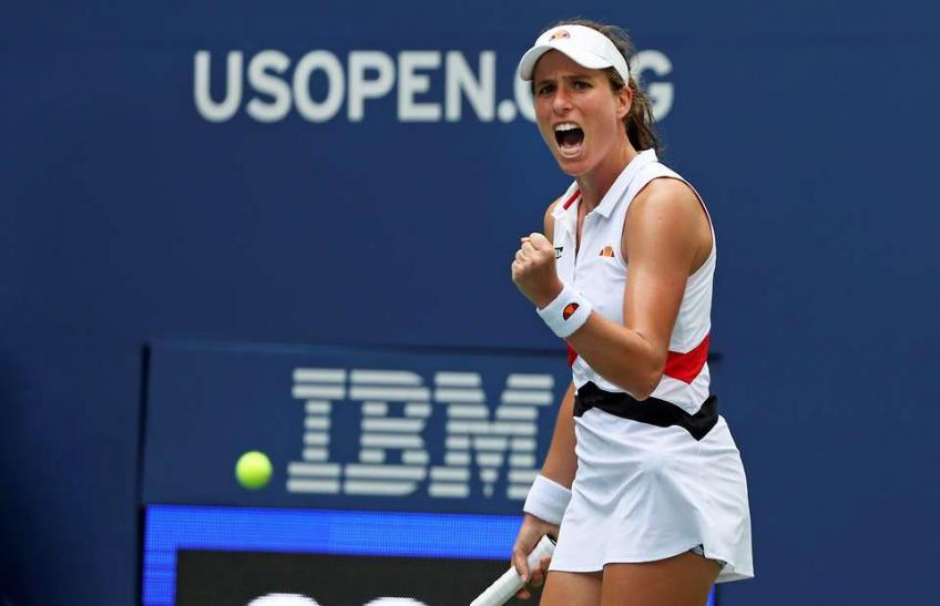 Johanna Konta: It was important not to panic or be anxious