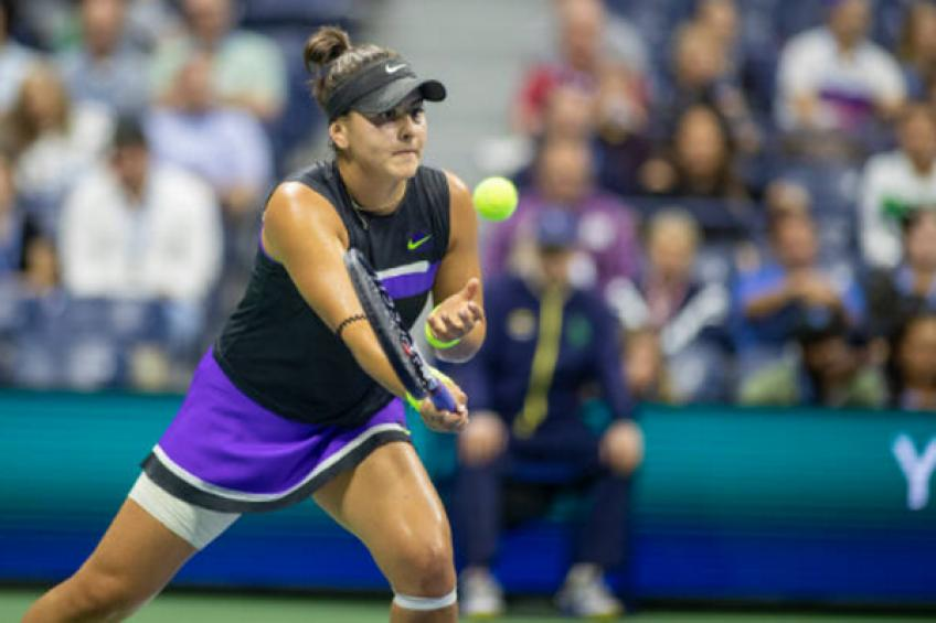 WTA US Open: Bianca Andreescu downs Taylor Townsend to march on