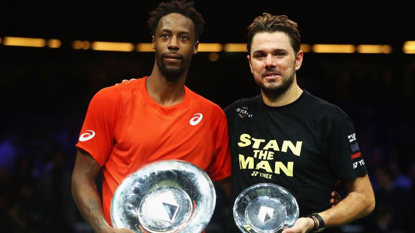 Gael Monfils, Stan Wawrinka sign up to play Rotterdam in 2020