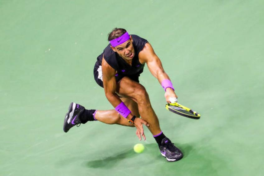 Rafael Nadal is explosive, ready from the first ball - Courier