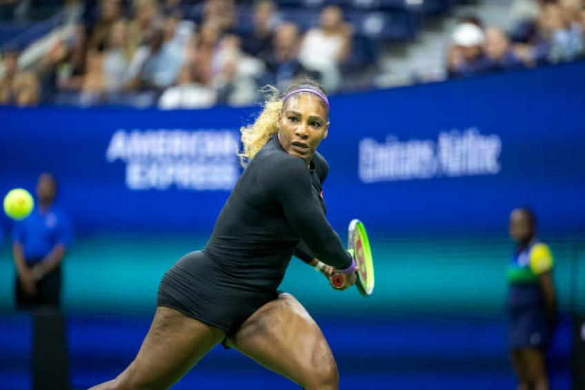Ruthless Serena earns 100th US Open win to reach semifinals